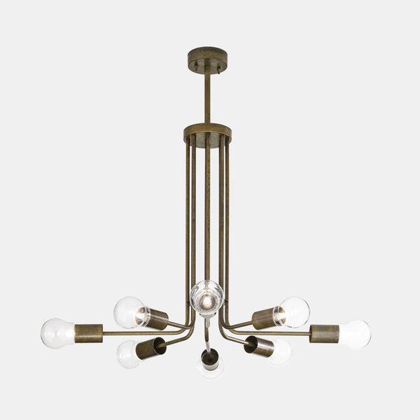 Il Fanale ASTRO 8 Light Pendant Chandelier 276.12 | touchGOODS