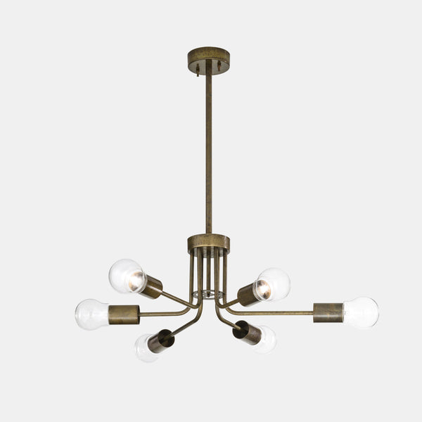 Il Fanale ASTRO 6 Light Pendant 276.14 | touchGOODS