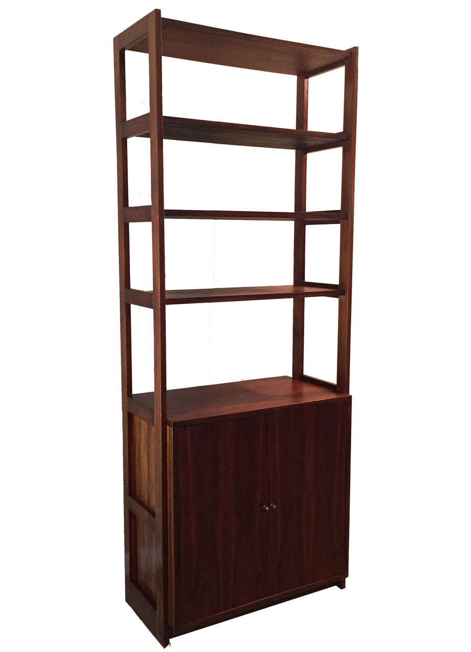 Mid-Century Rosewood Bookcase | touchGOODS