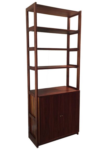 Mid-Century Rosewood Bookcase - touchGOODS