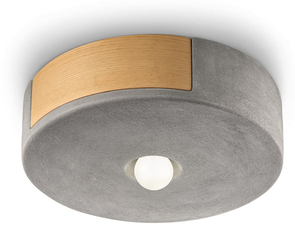 Ferroluce Mateca Ceiling Light C1790 | touchGOODS