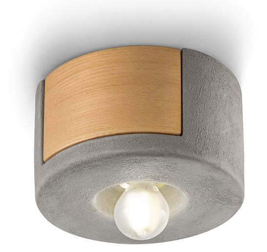Ferroluce Mateca Ceiling Light C1791 | touchGOODS