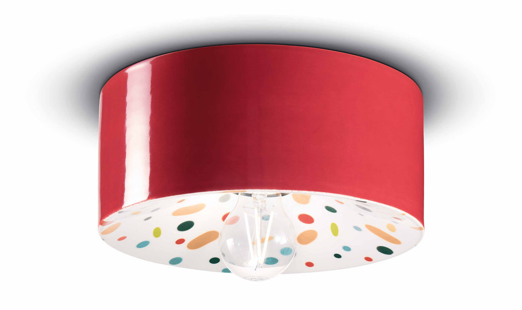 Ferroluce Pi Ceiling Light C1796 | touchGOODS