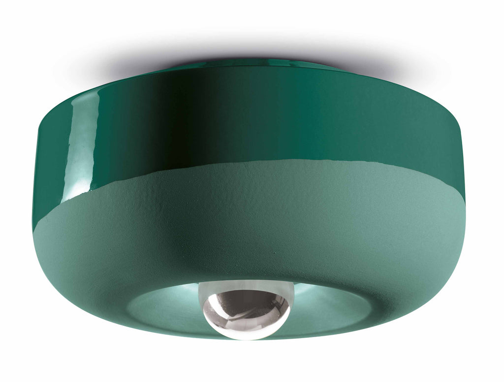 Ferroluce Bellota Ceiling or Wall Light C2542 | touchGOODS
