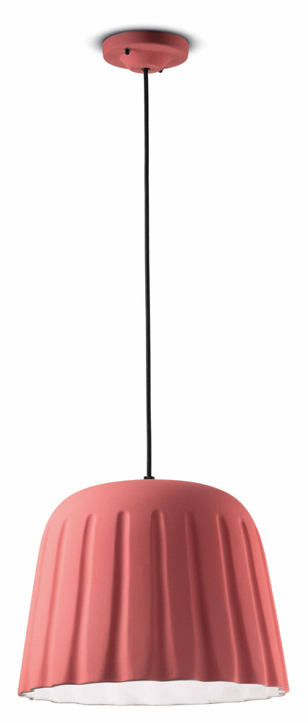 Ferroluce MADAME GRES Ceramic Pendant Light c2571 | touchGOODS