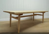 Custom Spindle Leg Coffee Table in Maple - touchGOODS
