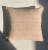 Blush Dogon Handwoven Throw Pillow | touchGOODS