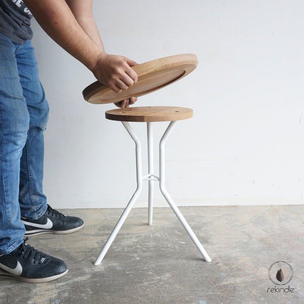 Eau Removable Tray Table by rekindle | touchGOODS