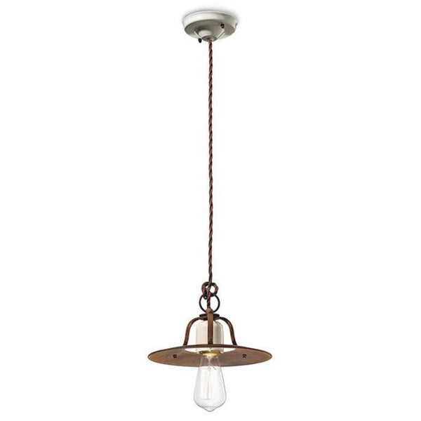 Ferroluce GRUNGE Ceramic Pendant Light c1431/32/33 | touchGOODS