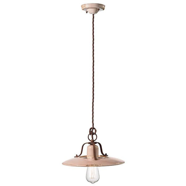 Ferroluce Country Ceramic Pendant Light C1442 | touchGOODS