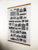 No Strings Attached Wood Poster Hangers | touchGOODS