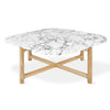 Gus Modern Square Quarry Coffee Table | touchGOODS