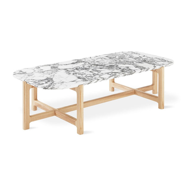 Gus Modern Quarry Coffee Table - Rectangular