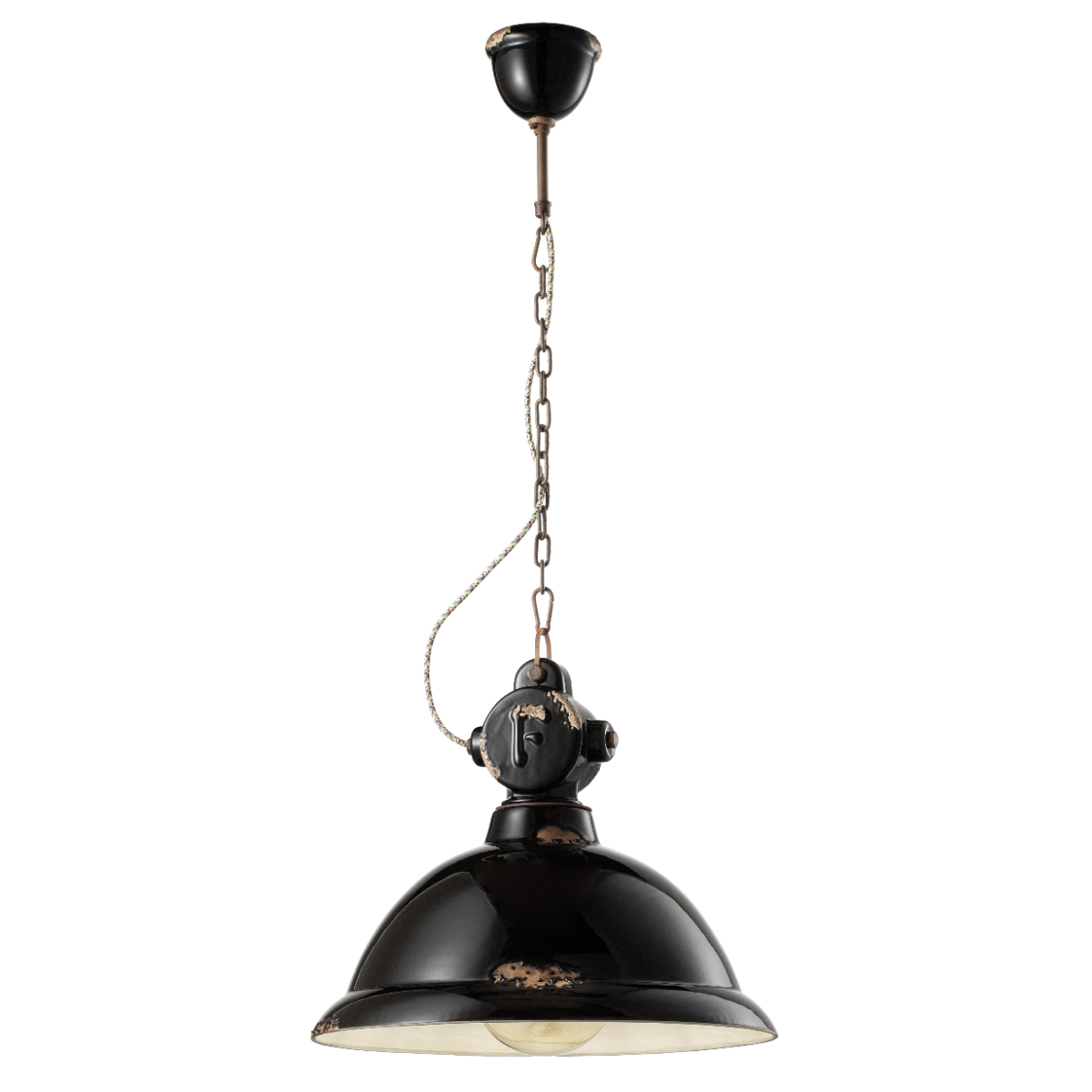 Ferroluce Industrial Pendant Light C1710 | touchGOODS