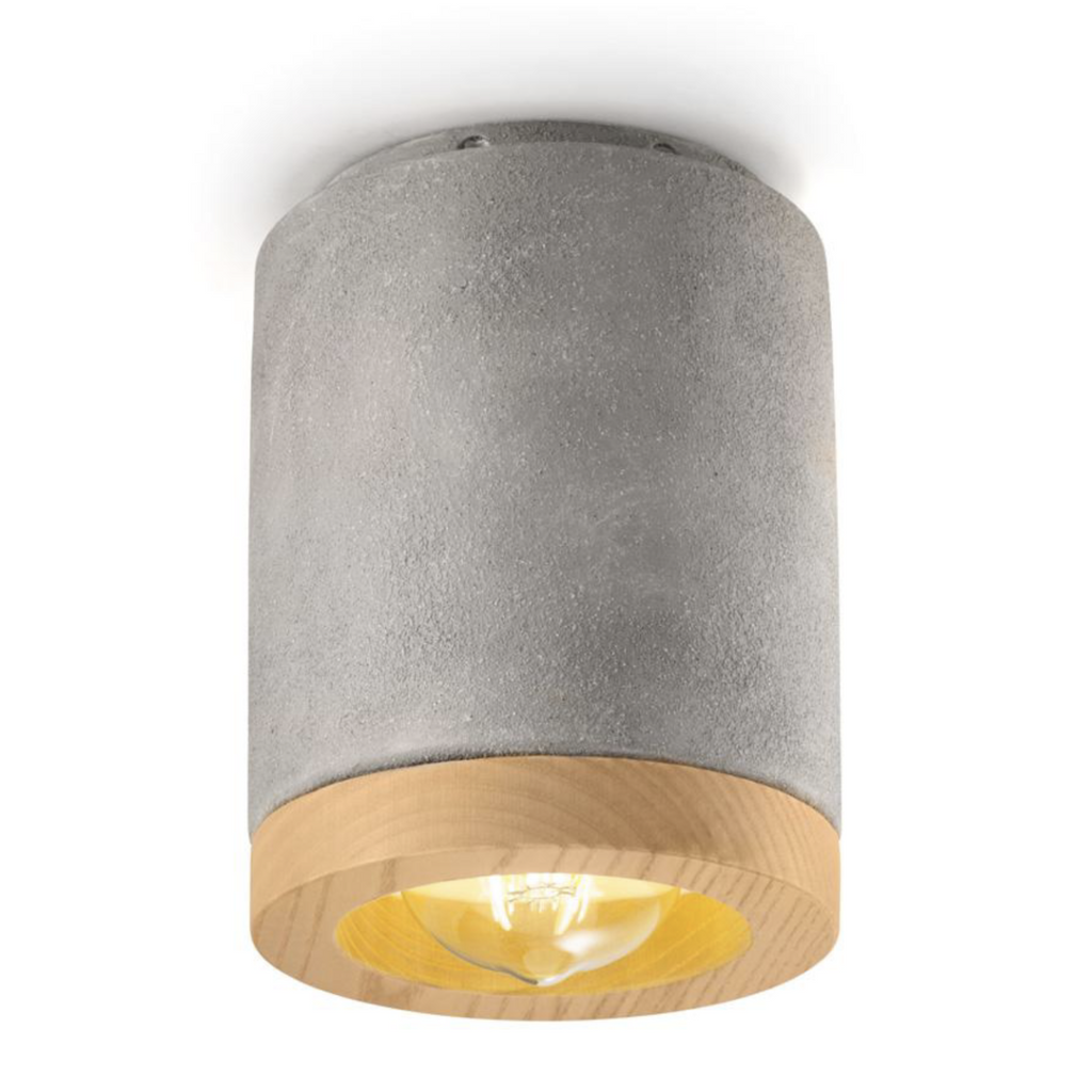 Ferroluce Mateca Ceiling Light C989 | touchGOODS