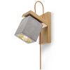 Ferroluce Mateca Wall Light c991 | touchGOODS