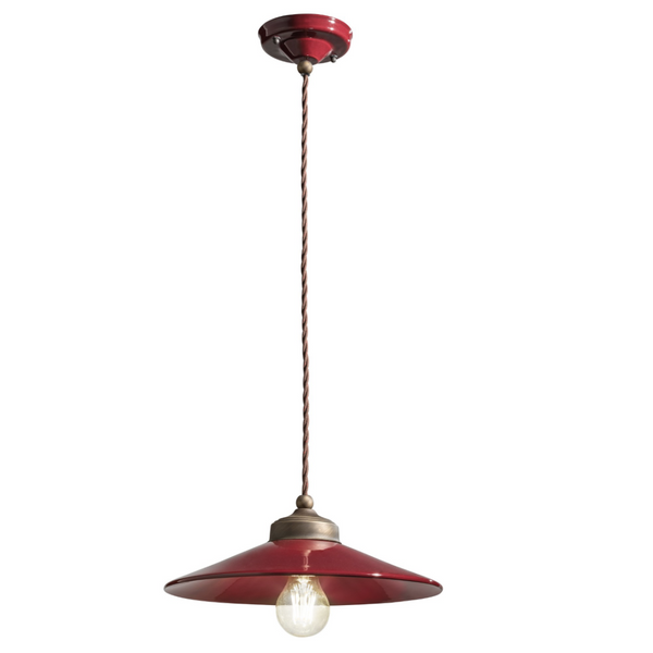 Ferroluce Colors Ceramic Pendant C1635 | touchGOODS