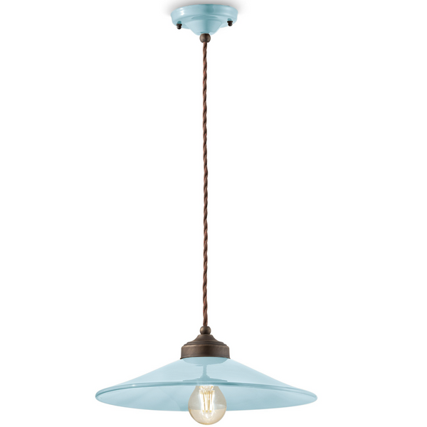 Ferroluce Colors Ceramic Pendant C1631 | touchGOODS