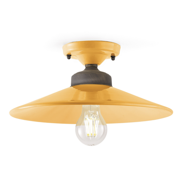 Ferroluce Colors Ceiling Light C1633 | touchGOODS