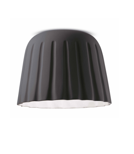 Ferroluce MADAME GRES Ceramic Ceiling Light c2573 | touchGOODS