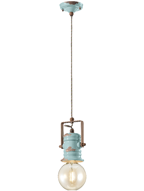 Ferroluce Urban Ceramic Pendant Light C1840 | touchGOODS