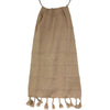 Stonewash Turkish Hand Towel - Beige | touchGOODS