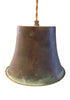 Patina Copper Bell Pendant | touchGOODS