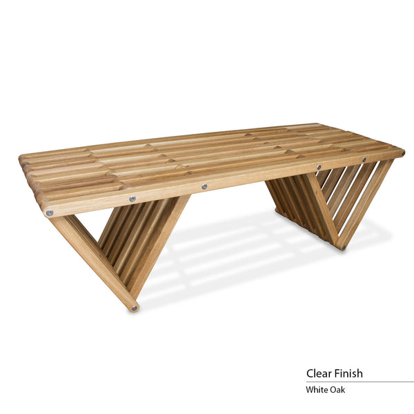 touchGOODS Premium White Oak Bench X90 | touchGOODS