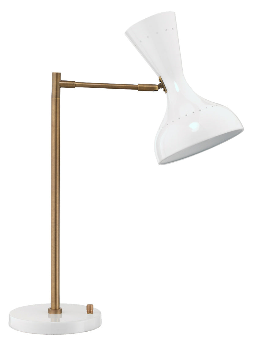 Pisa Mid-Century Swing Arm Table Lamp | touchGOODS