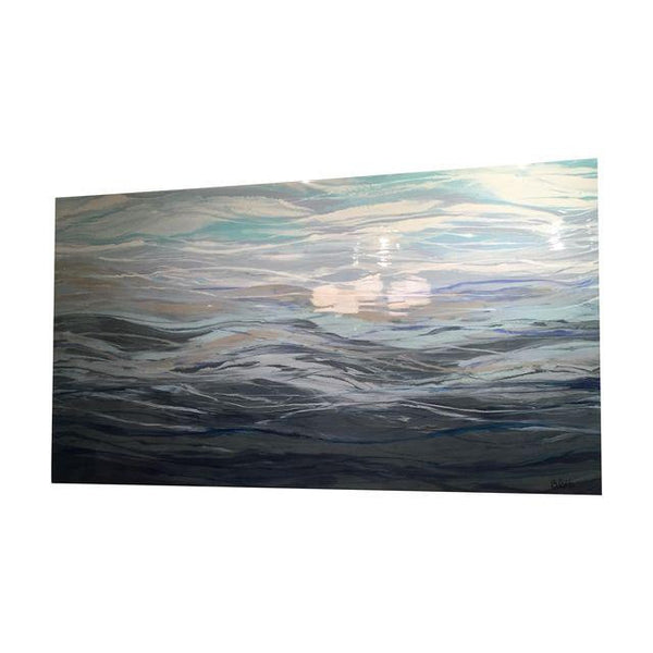 Barbara Bilotta Abstract Original Painting - touchGOODS