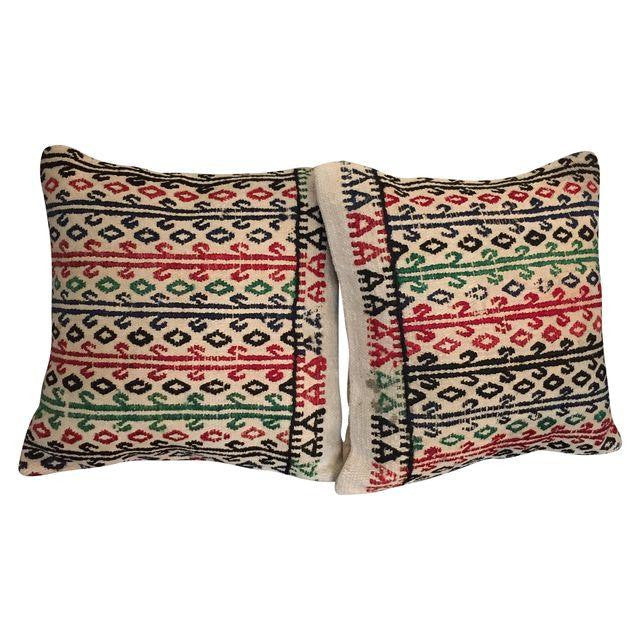 Vintage Kilim Throw Pillow | touchGOODS | touchGOODS