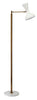 Pisa Mid-Century Swing Arm Floor Lamp | touchGOODS