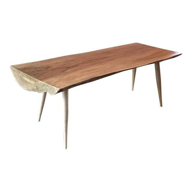 Live Edge Maple Coffee Table | touchGOODS