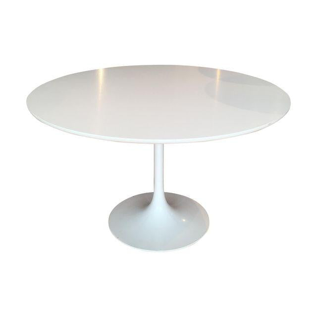 Vintage Tulip Table by Burke Inc. | touchGOODS