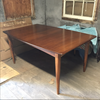 Danish Midcentury Rosewood Extension Dining Table - touchGOODS
