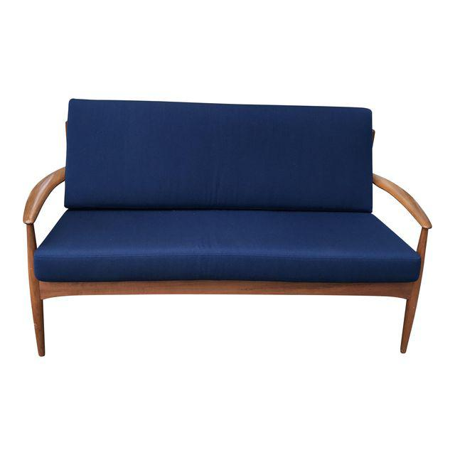 Grete Jalk for France & Sons Teak Sofa | touchGOODS