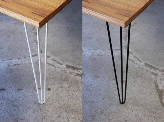 Custom Hairpin Leg Tables for Mary - touchGOODS