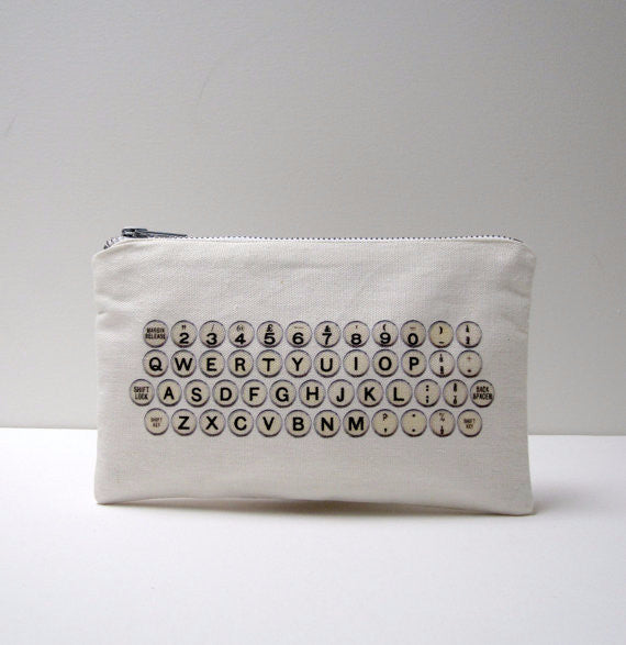 typewriter pencil case by pi'lo studio | touchGOODS