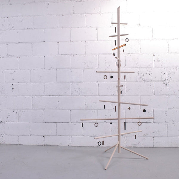 Dowel Xmas Tree - touchGOODS
