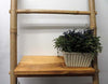 Bamboo Ladder Rack | touchGOODS