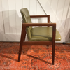 Mid-Century Modern Walnut Chair | touchGOODS