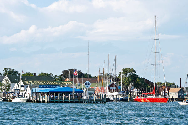 Greenport Harbor | touchGOODS
