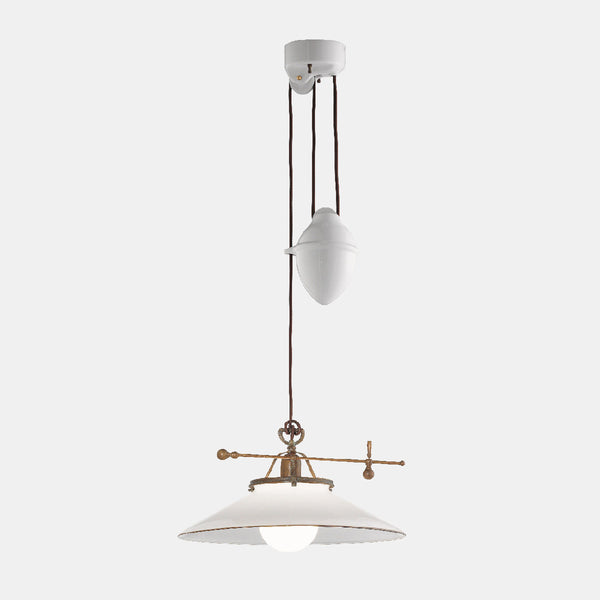 Il Fanale COUNTRY Pulley Pendant 083.11.OV - touchGOODS