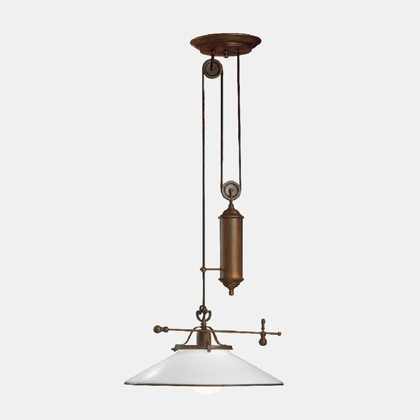 Il Fanale COUNTRY Pulley Pendant 083.12.OV - touchGOODS