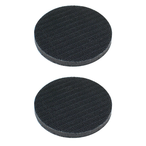 "3"" - Non Vacuum Soft Interface Pad - Hook and Loop (2 Pack)"