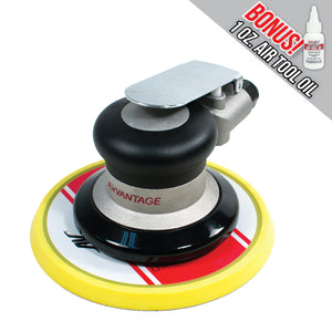 "AirVANTAGE 6"" Random Orbital Palm Sander with Pad"
