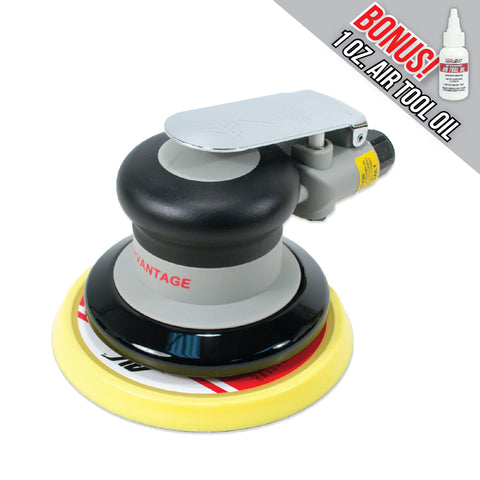 "AirVANTAGE 5"" Composite Housing Random Orbital Sander"