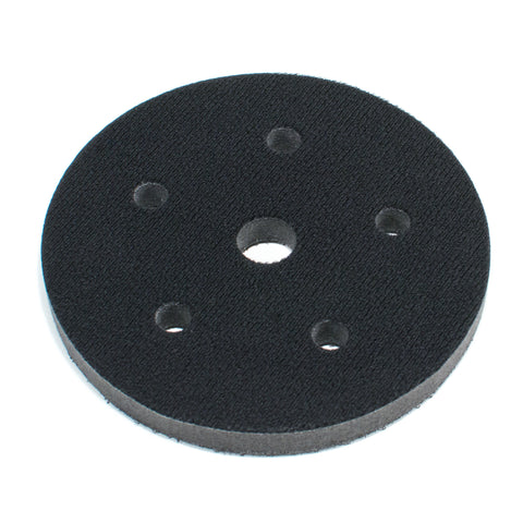 "5"" - 5 Hole Soft Density Interface Pad - Hook and Loop"