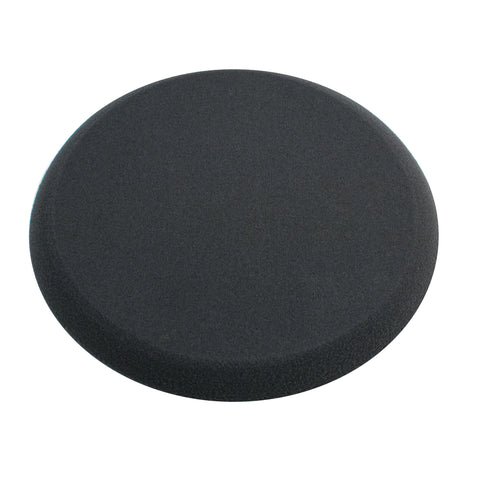 "9"" Fine Foam Finishing Pad with Hook and Loop Backing"