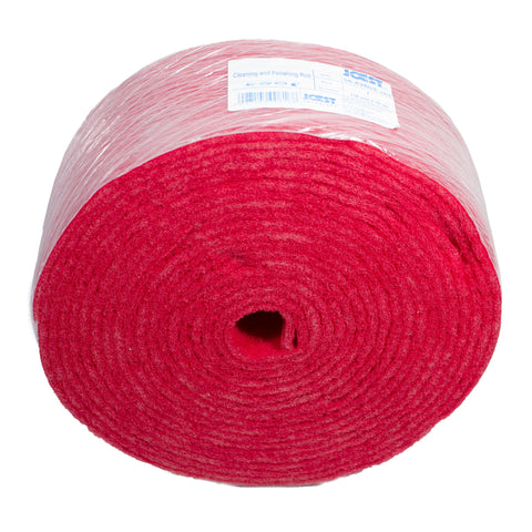 Red Coarse Scuff Pad Roll 33 ft.